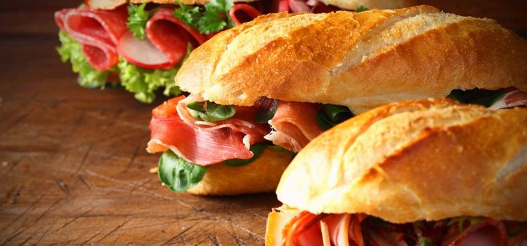 Ιδέες για πρωτότυπα και θρεπτικά σάντουιτς