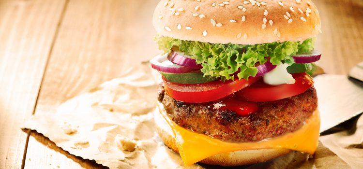 Σπιτικά Hamburger
