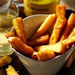 Πατάτες σαν «τηγανητές»