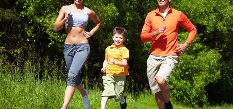 Γιατί είναι Σημαντικό να Γυμνάζεστε μαζί με τα Παιδιά σας;