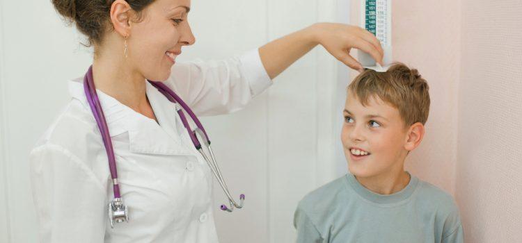 Πώς αξιολογείται η σωματική ανάπτυξη ενός παιδιού;