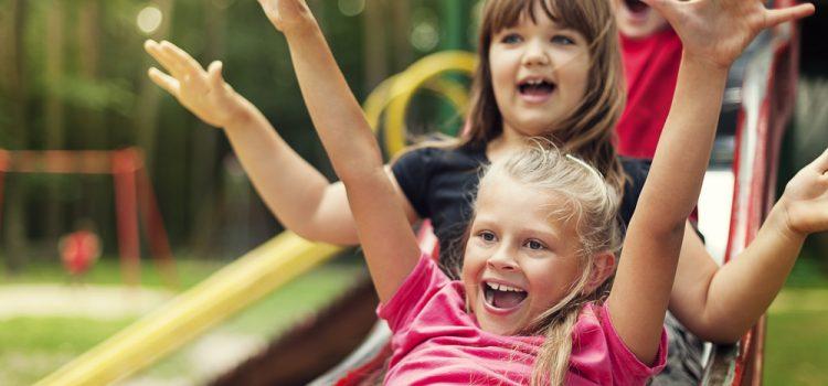 Τα οφέλη της παιδικής χαράς για τα παιδιά!