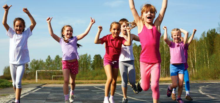 Η άσκηση ως μέσο αντιμετώπισης της παιδικής παχυσαρκίας