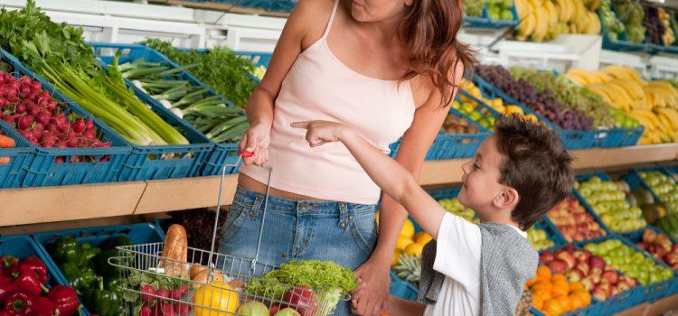 Μετατρέψτε τα ψώνια στο σουπερμάρκετ σε… ευκαιρία για διατροφική εκπαίδευση!