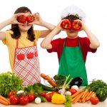 Βάλε τα φρούτα και τα λαχανικά στη διατροφή σου!