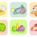 Ήξερες ότι τα τρόφιμα χωρίζονται σε ομάδες;