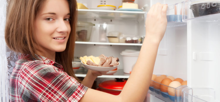 Οι αυστηροί κανόνες για την αποθήκευση των τροφίμων στο σπίτι!